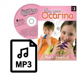 Play your Ocarina Book 3 MP3 Tracks