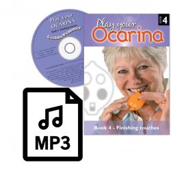 Play your Ocarina Book 4 MP3 Tracks