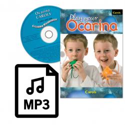 Play your Ocarina Carols MP3 Tracks