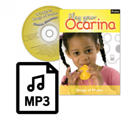Ocarina Songs of Praise MP3 Tracks
