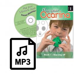 Play your Ocarina Book 1 MP3 Tracks