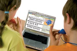 Ocarina Teaching CD-Rom Software