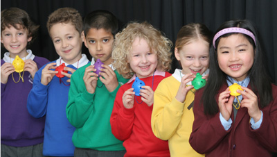 Primary School Ocarina Players