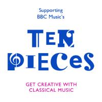 BBC Ten Pieces Logo