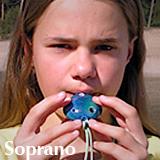 Soprano Ocarina
